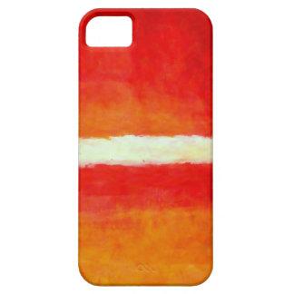 Arte abstracto moderno - estilo de Rothko iPhone 5 Fundas