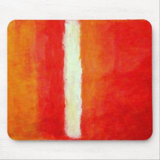 Arte abstracto moderno - estilo de Rothko Alfombrilla De Ratón
