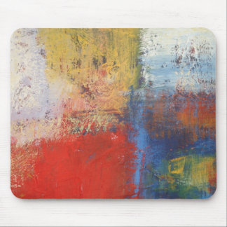 Arte abstracto moderno tapete de raton