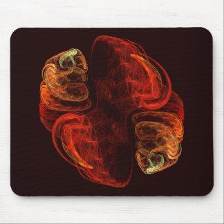 Arte abstracto Mousepad de la metamorfosis Alfombrillas De Raton