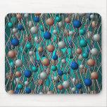 Arte abstracto Mousepad de la teoría de la secuenc Tapetes De Ratones