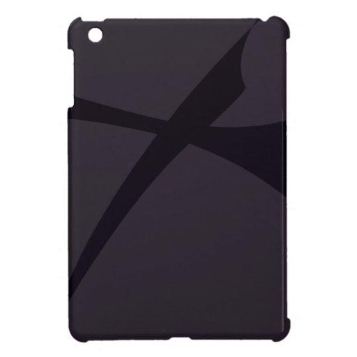 Arte abstracto negro simple