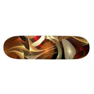 Arte abstracto patines personalizados