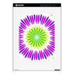 ARTE ABSTRACTO PEGATINA SKIN PARA iPad 3
