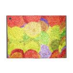 Arte abstracto que pinta 3 iPad mini carcasa