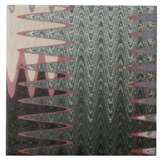 arte abstracto rosado gris azulejos