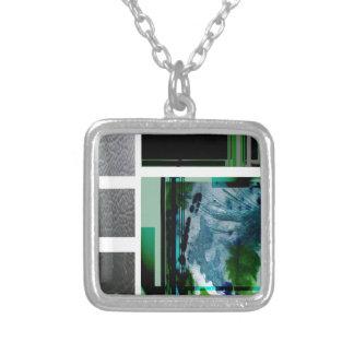 Arte abstracto sabio del jade grímpola