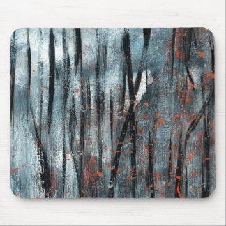 Arte abstracto - sofoque mousepad