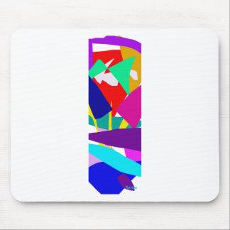Arte abstracto tapete de ratón