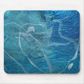 Arte abstracto alfombrilla de raton