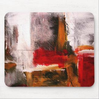 Arte abstracto tapetes de ratón
