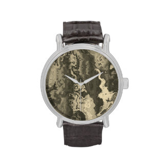Arte abstracto TPD Relojes