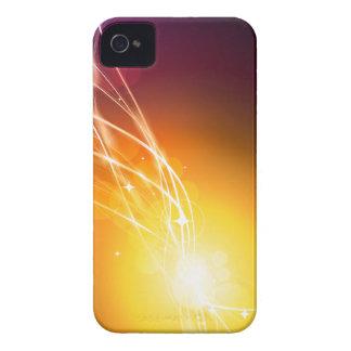 arte abstracto v10 carcasa para iPhone 4 de Case-Mate