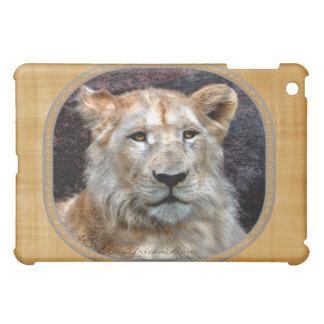 Arte africano de la fauna de Cub de león para la c