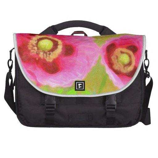 arte - amapolas bolsas de portátil