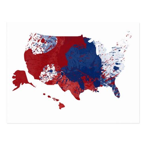 Arte americano del orgullo postal