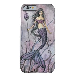 Arte Amethyst de la sirena de la fantasía del mar