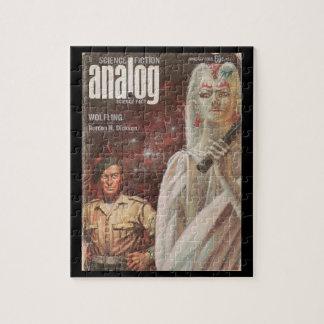 Arte análogo del _Pulp de v082 n05 (1969-01. Conde Puzzle