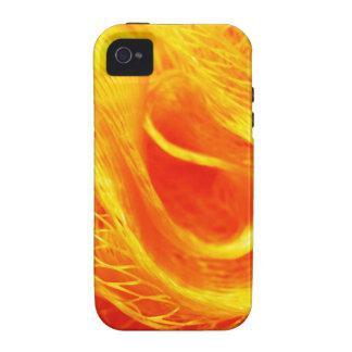 Arte antiguo abstracto S de la moda del estilo de Carcasa Vibe iPhone 4