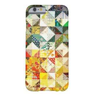 Arte antiguo abstracto S de la moda del estilo de Funda De iPhone 6 Barely There