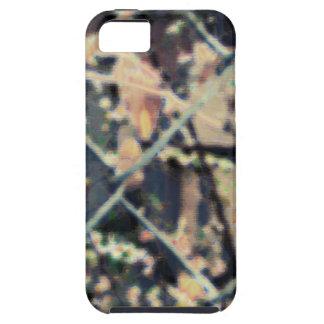 Arte antiguo abstracto S de la moda del estilo de iPhone 5 Carcasa