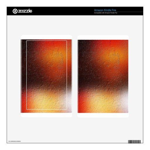 arte antiguo abstracto Soli de la moda del estilo  Pegatina Skin Para Kindle Fire