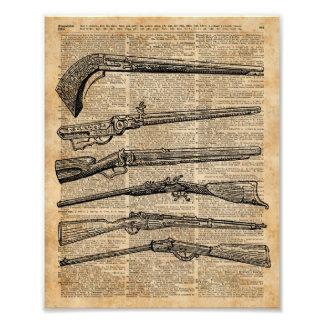 Arte antiguo del diccionario de los armas de las cojinete