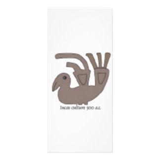 ¡Arte antiguo del pájaro Plantillas De Lonas