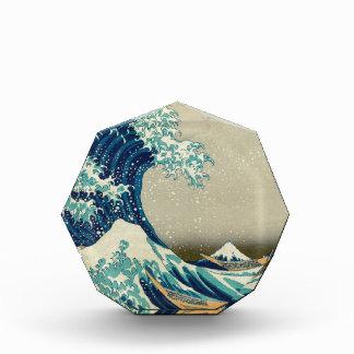 Arte asiático - la gran onda de Kanagawa