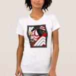Arte asiático Utagawa Kunimasa Japón del vintage Camisetas