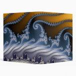 Arte azotado por el viento del fractal