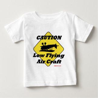Arte bajo del aire del vuelo polera