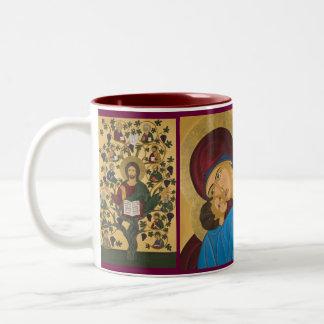 Arte Bizantina Taza De Café