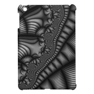 Arte blanco y negro del fractal