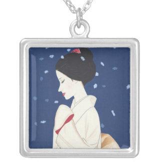 Arte blando japonés oriental fresco de la señora d grímpola