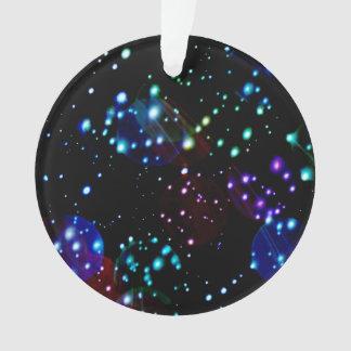 Arte brillante de la fantasía del espacio profundo