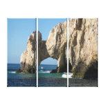 Arte Cabo de la lona Lienzo Envuelto Para Galerías