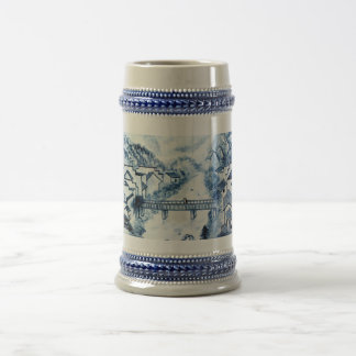 Arte chino 1 de la porcelana tazas