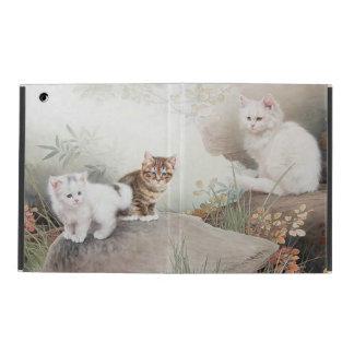 Arte chino del gato