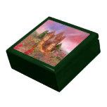 Arte color de rosa Giftbox del señorío Caja De Joyas
