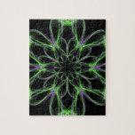 Arte coloreado multi de Abstact Puzzle Con Fotos