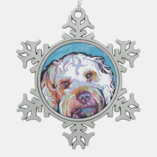 Arte colorido brillante del perro del estallido de