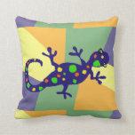 Arte colorido del Gecko