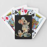 Arte cómico Mickey Mouse Barajas De Cartas