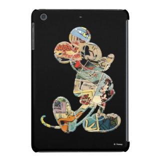 Arte cómico Mickey Mouse Fundas De iPad Mini Retina