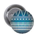 Arte con clase del Azteca del diseño del vintage Pins