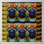 Arte CÓSMICO del EGIPCIO de la conexión de la ener Impresiones