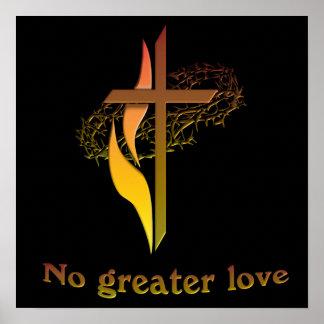 arte cristiano del poster