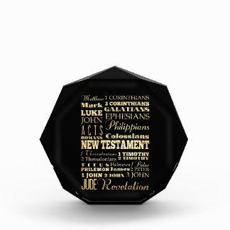Arte cristiano - libros del nuevo testamento