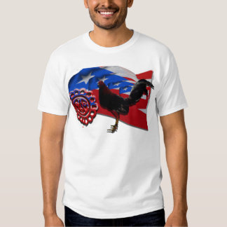 Arte Cultura, Gallos de PR T-Shirt